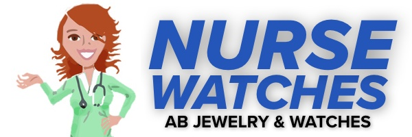AB Nurse Watches and Jewelry