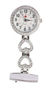 c2afc14ac Made with precise Japanese movement, this fob quartz watch is made for both  men and women. However, some men find the heart design too feminine.